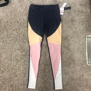 Peony and Me 7/8 Yoga Pants XS